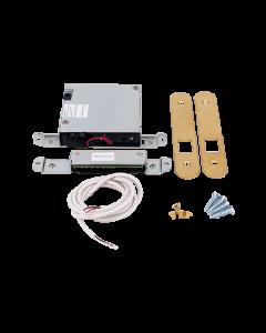 Allure IR Frame/Door Communication Kit, Satin Brass